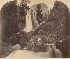 photo by: Carleton E. Watkins